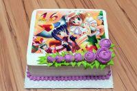 Manga-Torte