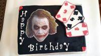 Torte-mit-Joker-Bild