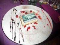 Tortenbild-auf-Tiramisu